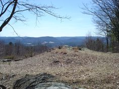 Flagg Mtn MA 4/16/16.  Upper lookout.