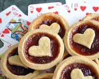 Queen of Hearts' tarts