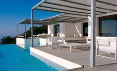 GANDIABLASCO at Ibiza, Spain, Na Xemena house