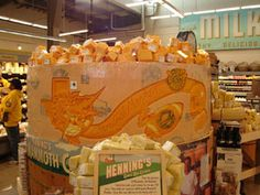 Central Market by Sarah The Cheese Lady, via Flickr