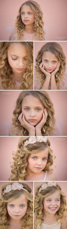 nyc child model headshot photography