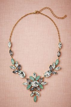 this necklace is amazing from bhldn- inspired by a french author and fairytale creator.  So romantic.