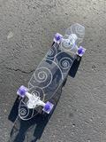 Swirl Ghost Board – Ghost Long Board Platypus, Big Boys, Shark, Purple, Blue, Turquoise, Yellow, Red, Duck Billed Platypus