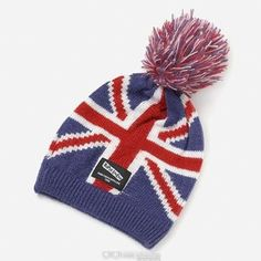 Knitting Pattern For Union Jack Hat : Union Jack Items on Pinterest Union Jack, Flags and British