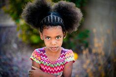 Braids & Afro Puffs