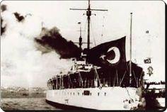 ATATÜRK'ün naaşı Yavuz gemisinde - 19 Kasım 1938