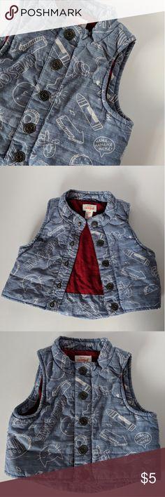 I just added this listing on Poshmark: Cat & Jack Baby // Infant Boy Vest. #shopmycloset #poshmark #fashion #shopping #style #forsale #Cat & Jack #Other