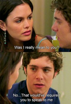 I pinned this because... The O.C.