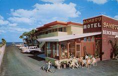 https://flic.kr/p/ybGxWs | Bamboo Beach Motel, Daytona Beach, Florida