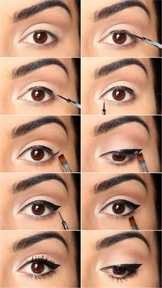 The Easiest Eyeliner Tricks and Tips ~ Calgary, Edmonton, Toronto, Red Deer, Lethbridge, Canada Directory