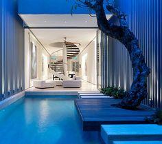 Light Open Plan Living Space