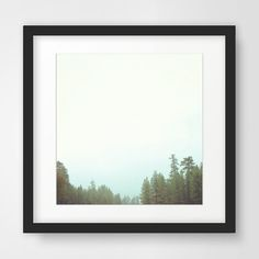 Forest Art Forest Photography Forest Prints by MelindaWoodDesigns Forest Decor, Forest Art, Forest Photography, Landscape Photography, Minimalist Art, Tree Art, Landscape Photos, Black And White Photography, Les Oeuvres