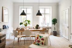 瑞典 14 坪 SOHO 屋主的家