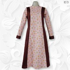 """Custom build this Beautiful Modest Dress for any occasion, perfect for all seasons. Please read this <a href=""""http://modestanytime.moriahdesigns.com/how-to-take-your-measurements"""">article </a>on how to take your measurements."""