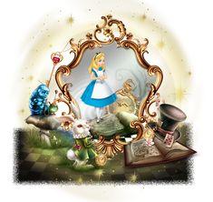 Collages, Snow Globes, Alice, Home Decor, Art, Art Background, Decoration Home, Room Decor, Collagen