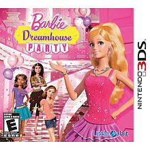 Barbie Dreamhouse Party for Nintendo 3DS or BUY THE WII