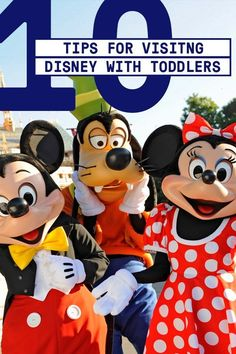 Feb 17, 2019 - Be prepared for your family's vacation to the Happiest Place on Earth with these top tips for visiting Disneyland with toddlers and preschoolers.