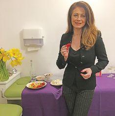 Dieta cu care Corina Danila a slabit 20 de kilograme - Mobile Ele. Stevia, Metabolism, Long Sleeve, Women, Fashion, Diet, Moda, Full Sleeves, Women's