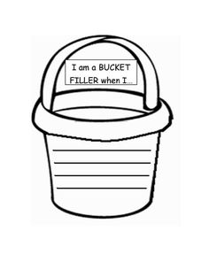 Bucket Filler Coloring Page Best Of Bucket Filling Lesson and Bulletin Board Elementary School Counseling, School Social Work, School Counselor, Elementary Schools, Bucket Filling Activities, Friendship Theme, Preschool Friendship, Fill Your Bucket, Coloring Pages For Kids