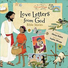 Love Letters from God Bible Stories ** Continue to the product at the image link.