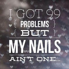 So true! www.nickeyalaycock.jamberrynails.net