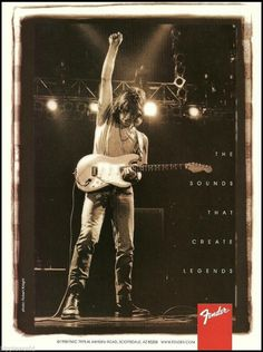 Fender: The sound that creats legends - Jeff Beck (1998)