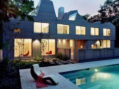 The Sagaponac House | Long Island, New York | Stan Allen Architects