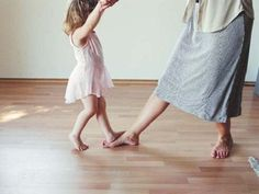 Benefits of dancing with your child Dance With You, Good Habits, Pole Dancing, Your Child, Children, Kids, Health Tips, White Dress, Parenting