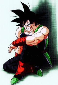 """""""Bardock, the father of Goku"""" #SonGokuKakarot"""