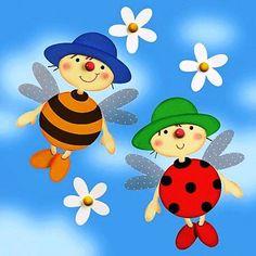 Cork Crafts, Easy Crafts, Diy And Crafts, Crafts For Kids, Arts And Crafts, Paper Crafts, Spring Art, Spring Crafts, Art Drawings For Kids