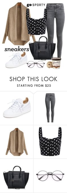 """""""sneakers 3"""" by freshdee ❤ liked on Polyvore featuring Giuseppe Zanotti"""