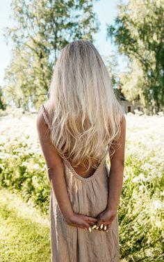 Molly Rustas hår