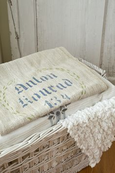 hemp, linen and rag rug