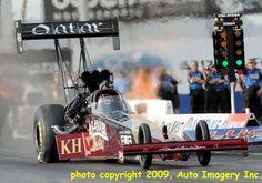 Favorite NHRA Top Fuel Driver, Larry Dixon!