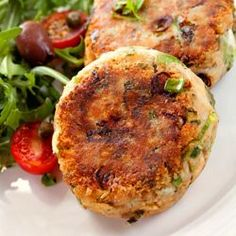 Ricotta-Dill Salmon Patties Recipe on Yummly