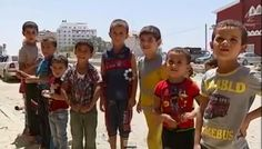 Gaza: a war on children?