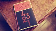 Es ist bei Weitem kein schlechtes Buch, aber meine Erwartungen erfüllen konnte es eben auch nicht. Die Leben von Archie unterscheiden sich kaum, die Themen bleiben letztlich dieselben, werden aber für jeden Abschnitt so ausführlich dargestellt, dass bei mir stellenweise Langeweile aufgekommen ist. #rezension #lesen #4321 #paulauster #roman #buch #bücher #buchblogger #liteartur