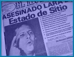 Entrevista a Gabriel Bustamante Peña sobre los 30 años de la muerte de Rodrigo Lara Bonilla