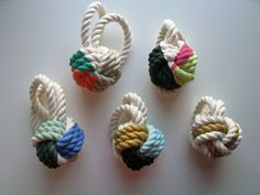Cassandra Smith nautical knots Haus Interior via Remodelista