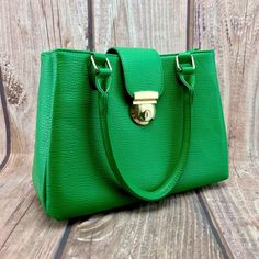 Ladies Handbag Tu sainsburys Dark Green used once 3 compartments one zip up Sainsburys, Hermes Birkin, Zip Ups, Handbags, Dark, Best Deals, Green, Fashion, Moda