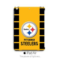 Pittsburgh Steelers iPad Air Case Cover Wrap Around