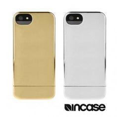 Incase Chrome Slider Case für iPhone 5 bei www. Samsung, Iphone 5s, Sliders, Chrome, Phone Cases, Girls, Women, Slipcovers, Toddler Girls