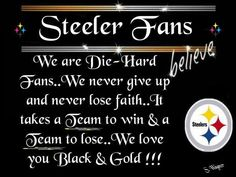 Discover and share Steelers Girl Quotes. Explore our collection of motivational and famous quotes by authors you know and love. Steelers Team, Steelers Pics, Here We Go Steelers, Pittsburgh Steelers Football, Pittsburgh Sports, Steeler Nation, Steelers Stuff, College Football, Pittsburgh Steelers Pictures