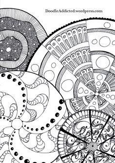 time-lapse doodle art