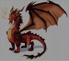 The Dragon Crochet Pattern