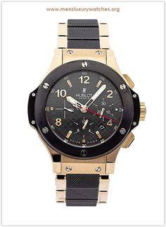 67139067a73 Hublot Big Bang Mechanical Yellow Black Dial Men s Watch Best Price