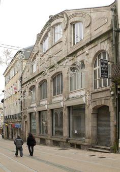 https://flic.kr/p/qqQ5Zt | Nouveaux locaux du Frac-Artothèque du Limousin | 17 bis rue Charles Michels à Limoges