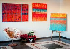 Atelier de Rejane Karam: NOVE ANOS DE ARTE