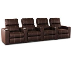 Klaussner 43503 Studio Home Theater Seating