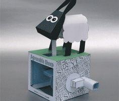 DIY: Agreeable Sheep